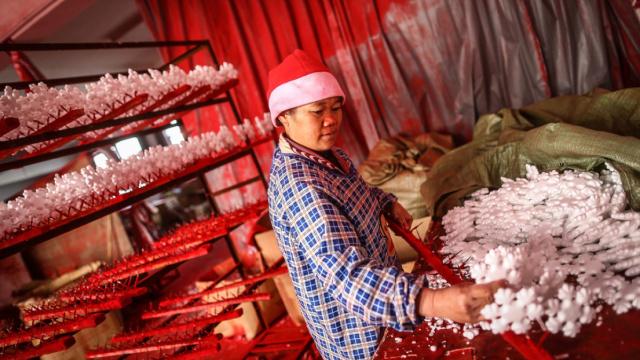 在中国这个地方,每天都是圣诞节
