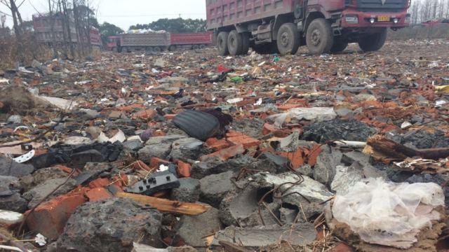 上海:千吨垃圾违法倾倒,19人被控制