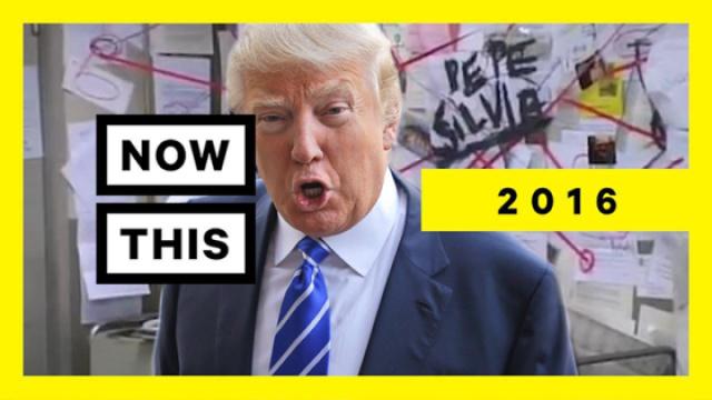 年度盘点:政治阴谋论登上主流舞台