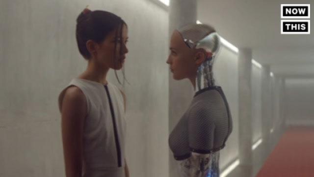 未来人类将恋上机器人?