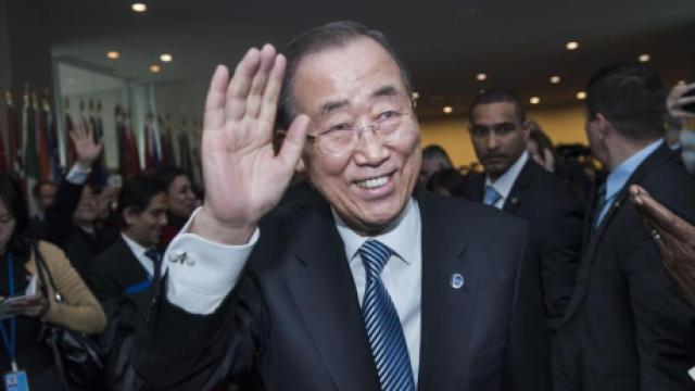 别了,联合国秘书长潘基文