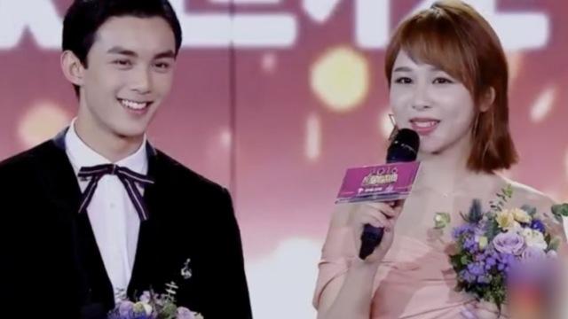 杨紫:吴磊叫我姐姐,落差感太大了