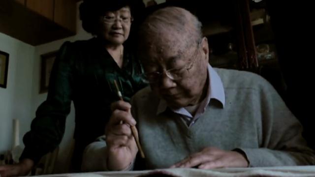 纪录片开机前拜访国医大师朱良春