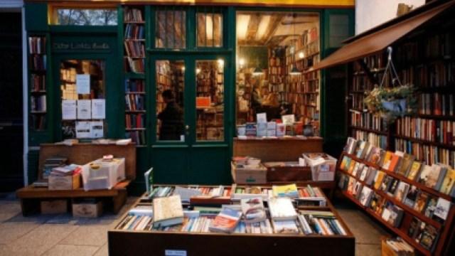 巴黎莎士比亚书店:曾是海明威最爱
