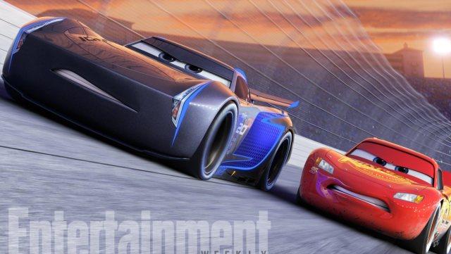 两名新角色加入赛车总动员3