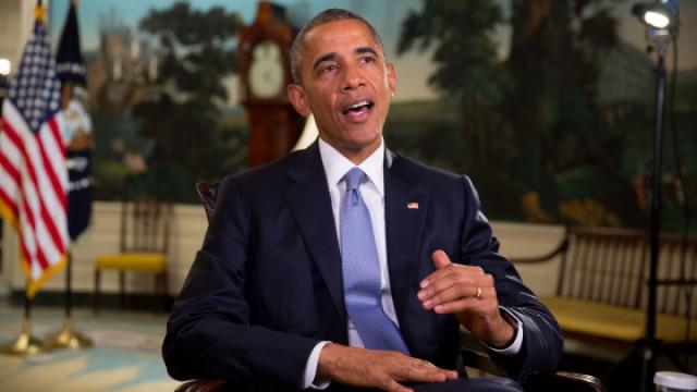 大咖的腔调 | 脖子上的奥巴马