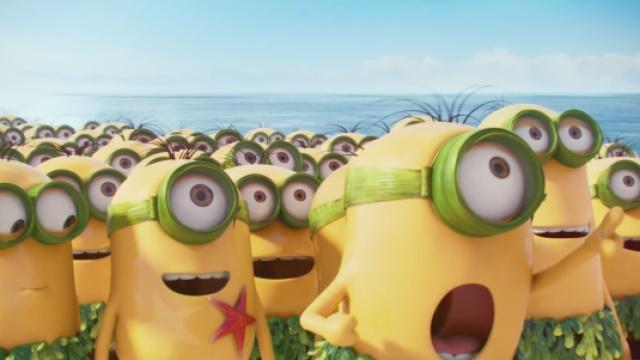全球票房最高的十部动画电影