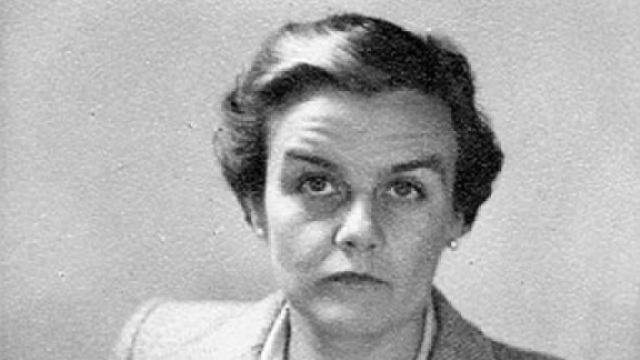 率先报道二战爆发的女记者去世了