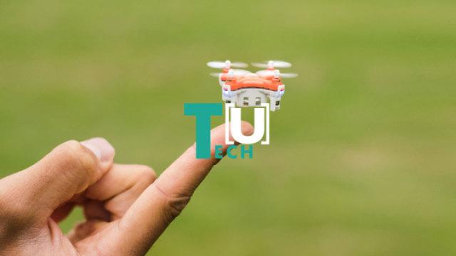 TechU:自拍无人机还行不行?