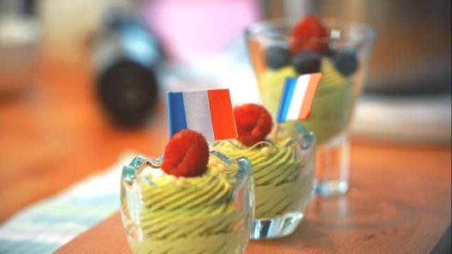 吃完第一口,你就已经置身法国了