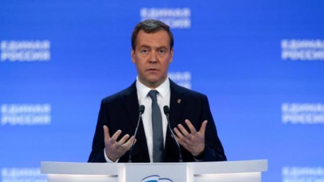 俄罗斯总理:他国变天,也别抱幻想