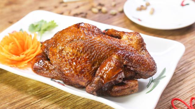 德州扒鸡,号称天下第一的鸡!