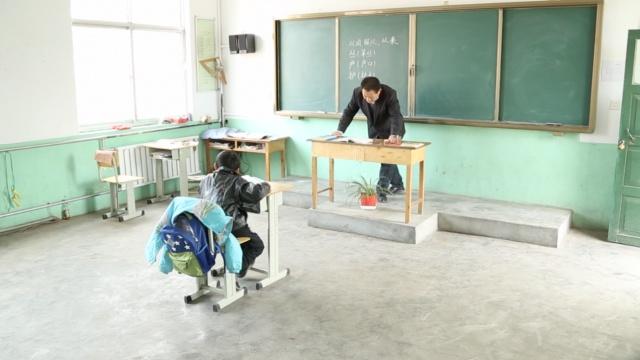 2个老师的学校:为7个学生坚守深山