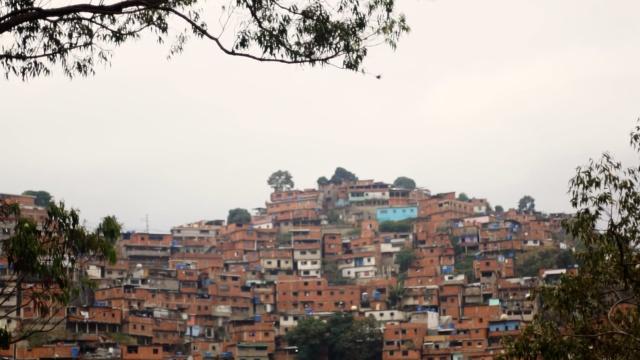 委内瑞拉贫民窟黑帮:迷失的灵魂