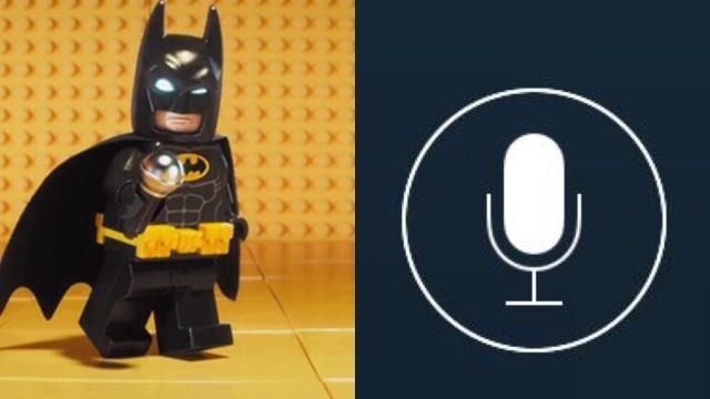 苹果Siri演电影,和蝙蝠侠拯救世界