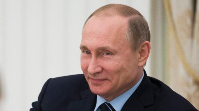 一起欣赏俄罗斯国民老公普京的英姿