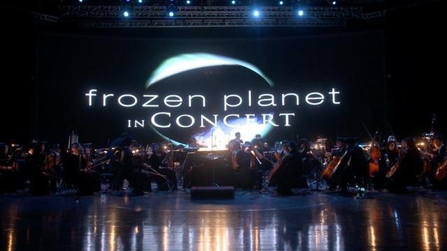 冰冻星球开音乐会,带娃来听大自然