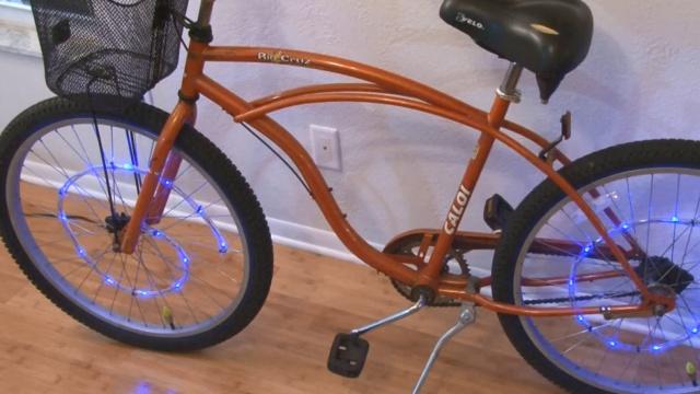 学起来!让你的自行车酷炫起来