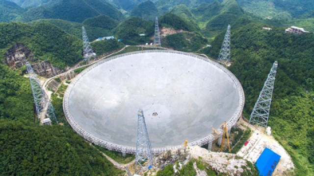 """中国天眼:带着""""天问""""看宇宙"""