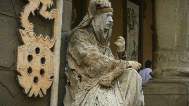 永不修饰的殿堂——佛罗伦萨