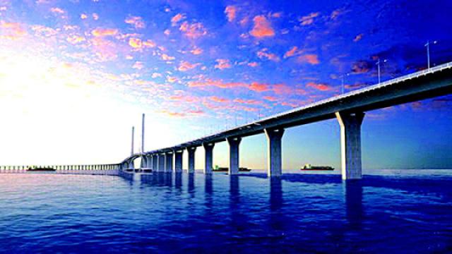 港珠澳大桥:跨越天堑的水上蛟龙