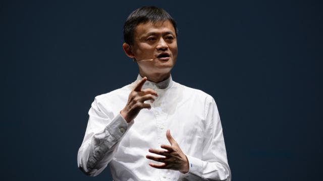 点中台湾创新死穴,马云劝青年崛起