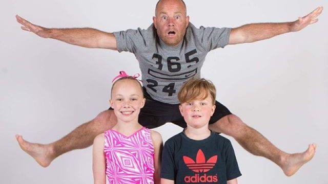 和学女儿练体操的老爸聊一聊育儿经