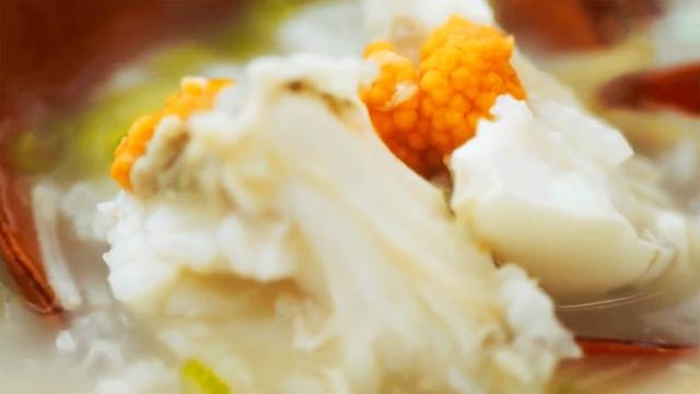 潮汕干贝虾蟹粥没有人不爱喝