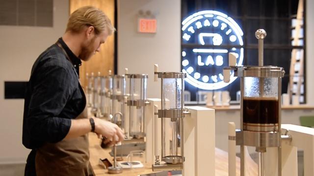 号称美国最贵的咖啡是怎么做成的?