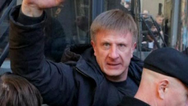 俄罗斯各地爆发示威游行,反对腐败