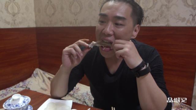 冒着大雨体验广州最好吃的手抓羊肉
