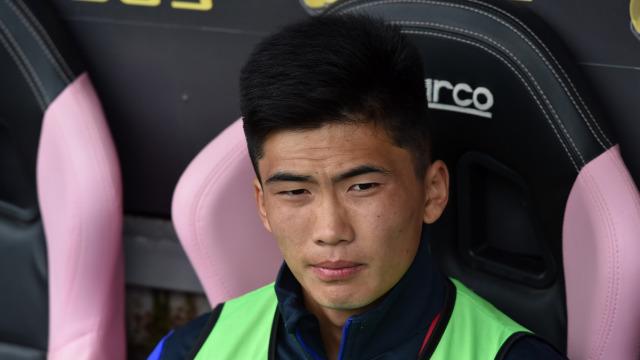 19岁小将打入朝鲜人意甲第一球