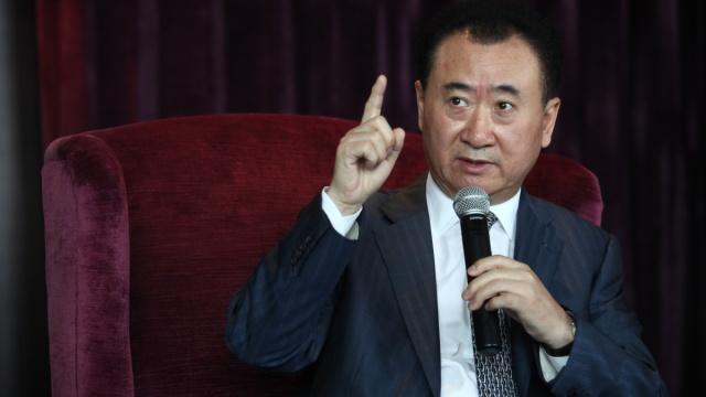 王健林再夺华人首富,马云第三
