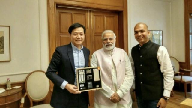 雷军飙英语:和印度总理聊得很愉快