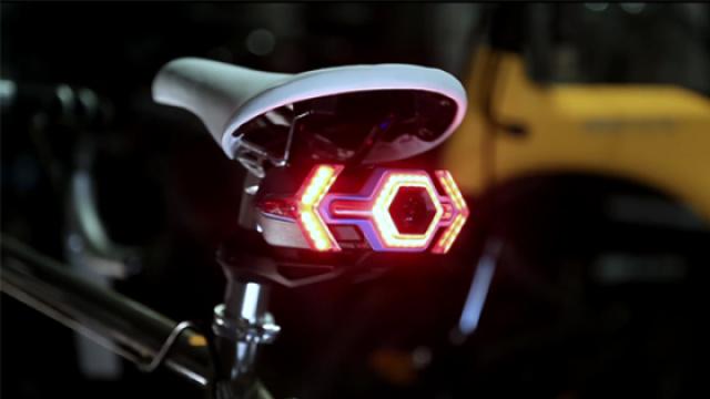 自行车安全装置真的能让出行更安全
