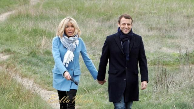 马克龙比老婆小24岁,法国人赞真爱