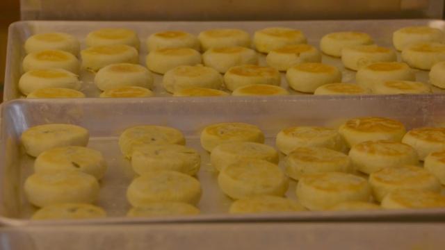 一家传承了200年味道的手工月饼