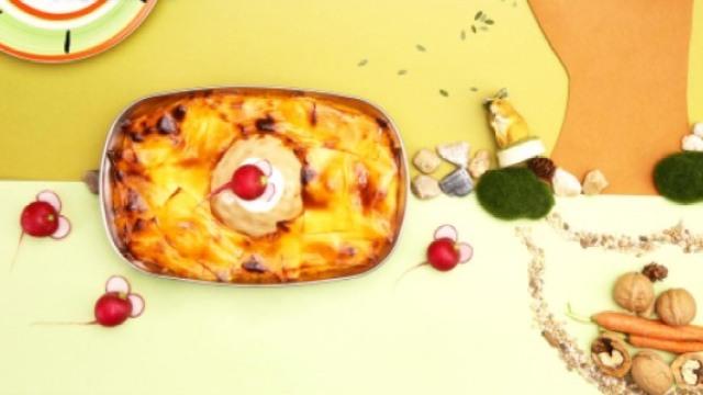 芝士焗红薯,给你爱的人做一份