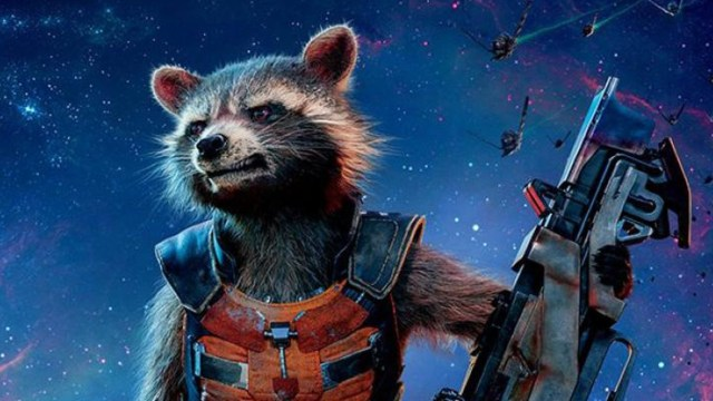 银队2的火箭浣熊原来是这样配音的
