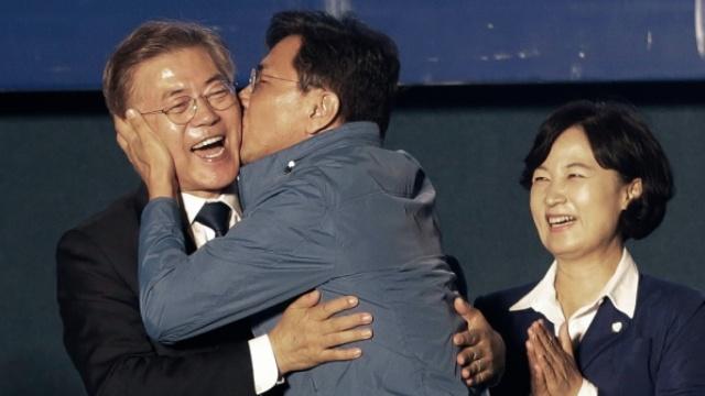 新总统上任,韩国民众期待什么?
