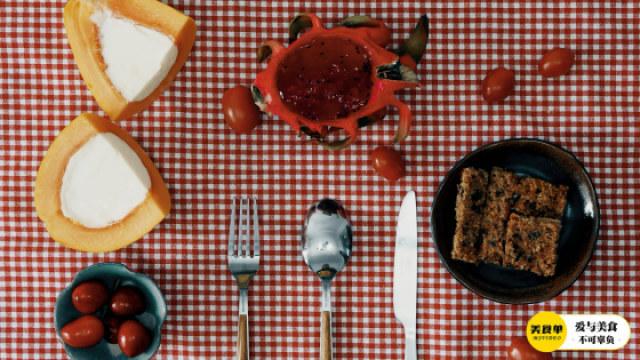 水果高颜值吃法,好吃不胖的水果冻