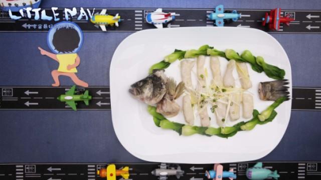 有型又美味的滑炒鱼卷
