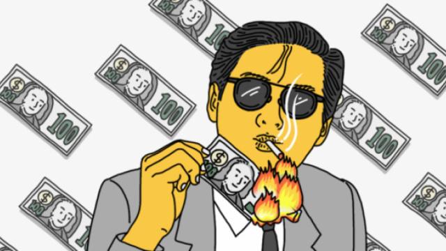 互联网公司烧钱,为啥还有人砸钱?