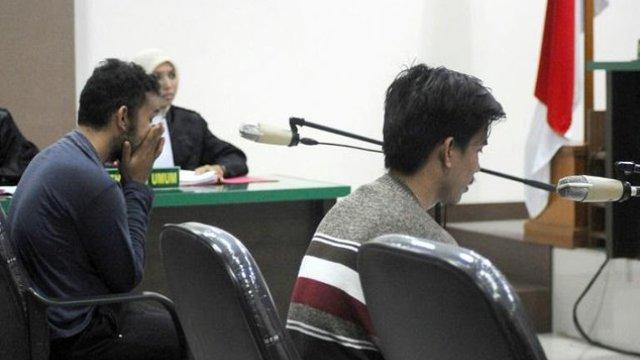 印尼同性情侣被处鞭刑85下