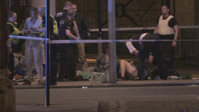 伦敦恐袭:6人死亡,3嫌疑人被击毙