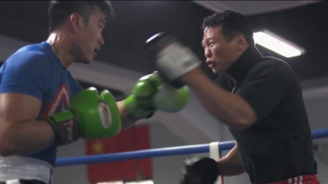 前国家拳击队队长杨晓龙的拳击历史