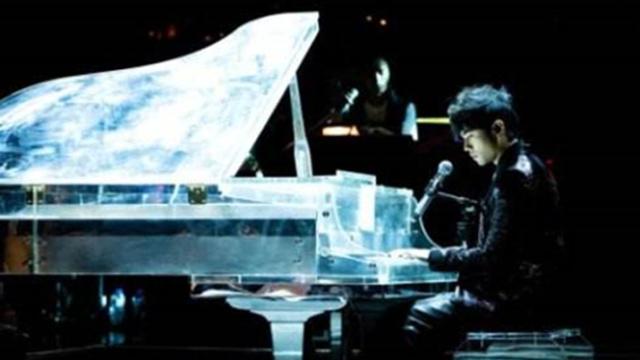 当炎炎夏日遇到钢琴演奏