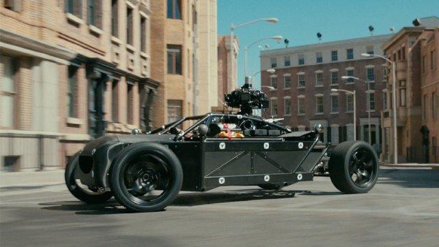 虚实难辨,揭秘电影中车辆真实面目