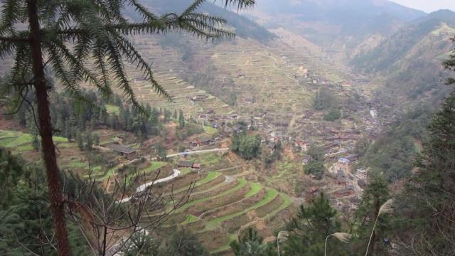中国传统村落,生态的世外桃源
