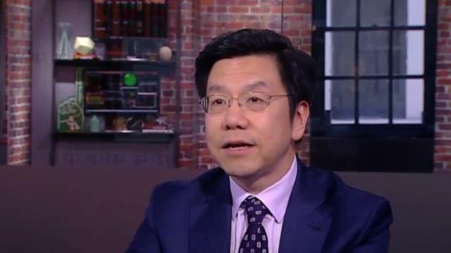 创新工场CEO李开复对话AI